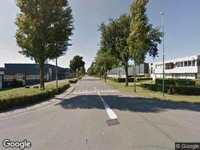 Ambulance naar Broekakkerweg in Gilze