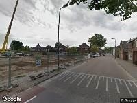 112 melding Ambulance naar Gasthuisstraat in Kaatsheuvel