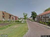 112 melding Brandweer naar Bilderdijklaan in Hoogeveen