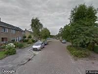 112 melding Brandweer naar Feikemastraat in Franeker