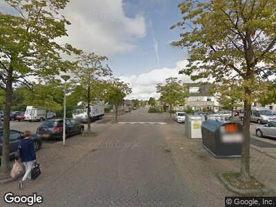Brandweer naar Van Burgplein in Purmerend