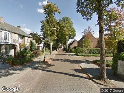 Ambulance naar Sint Nicasiusstraat in Heeze