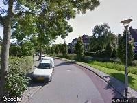 112 melding Brandweer naar Park de Griffioen in Middelburg