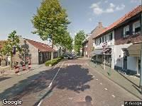 112 melding Ambulance naar Pastoor van Beugenstraat in Oisterwijk