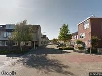 Ambulance naar Baarslaan in Voorhout