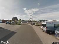 112 melding Brandweer naar Katwolderweg in Zwolle vanwege wateroverlast