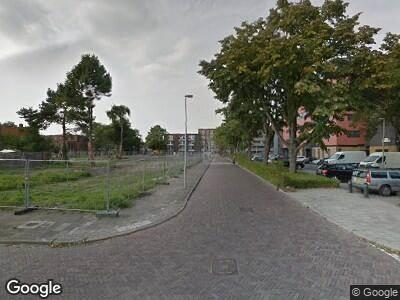 Brandweer naar Goeman Borgesiuslaan in Utrecht