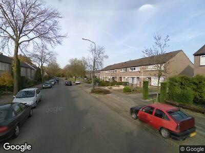 Politie naar De Wittstraat in Rijen vanwege letsel