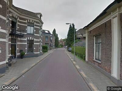 Ambulance naar Hogestraat in Dieren