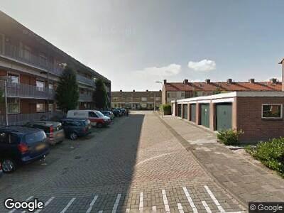 Ambulance naar Jasmijnstraat in Bergambacht