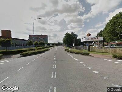 Politie naar Eisenhowerweg in Veghel vanwege ongeval met letsel