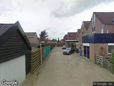 Ambulance naar Touwbaan in Lekkerkerk