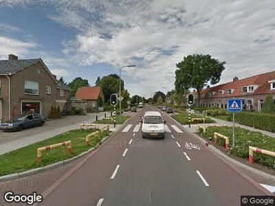 Brandweer naar Nunspeterweg in Elburg vanwege een liftopsluiting