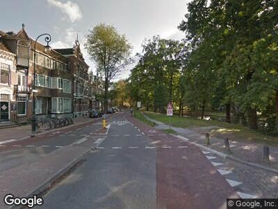Brandweer naar Maliesingel in Utrecht vanwege brand