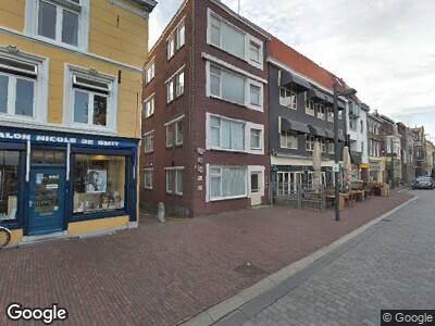 Brandweer naar Nieuwendijk in Vlissingen