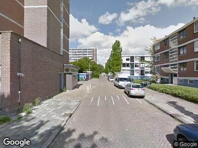 Brandweer naar Eikenstraat in Leeuwarden vanwege brand