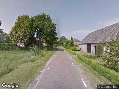 Ambulance naar Heezerenbosch in Heeze