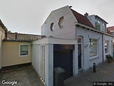 Ambulance naar Archangelstraat in Zaandam