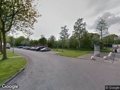 Ambulance naar Konnetlaantje in Rijsenhout