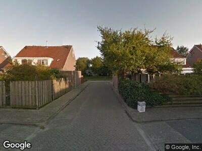 Brandweer naar Cypres in Hoorn vanwege brand