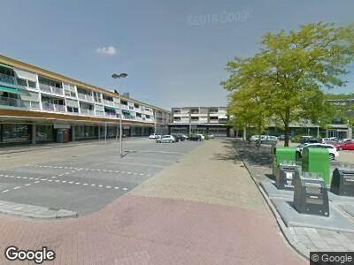 Ambulance naar Bonkelaarplein in Sliedrecht