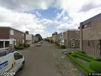112 melding Brandweer naar Op het Rooth in Maastricht
