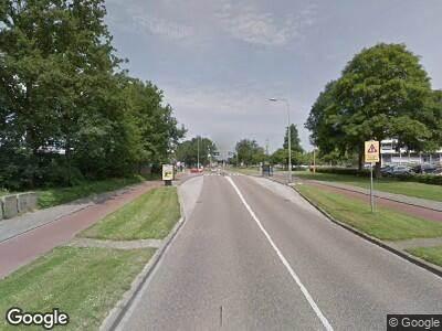 Politie naar Vijverdalseweg in Maastricht