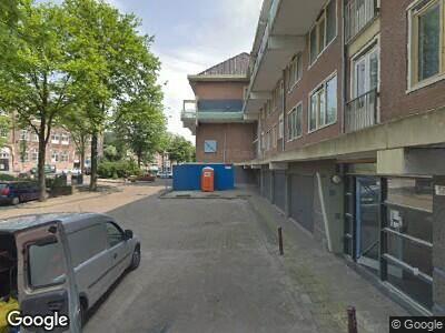 Brandweer naar Roomtuintjes in Amsterdam vanwege keukenbrand