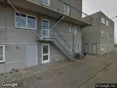 Ambulance naar Castrop-Rauxellaan in Delft