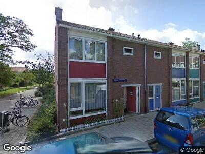 Ambulance naar Van der Vijverstraat in Amsterdam