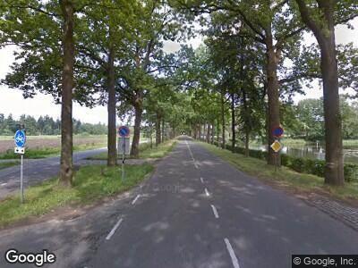 Ambulance naar Bouvignelaan in Breda
