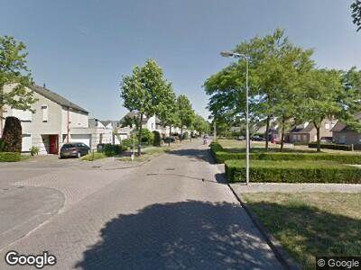 Ambulance naar Gulden Huis in Oss