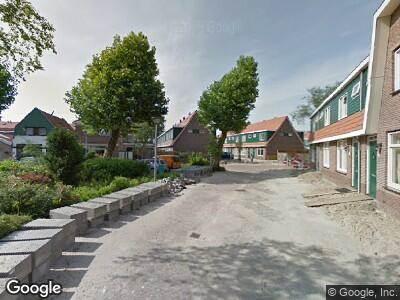 Ambulance naar Torneastraat in Zaandam