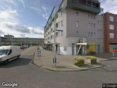 Ambulance naar George Gershwinstraat in Zaandijk