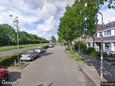 Ambulance naar Dr. Jan Mulderstraat in Zaandijk