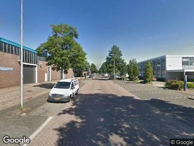 Ambulance naar Verrijn Stuartweg in Diemen