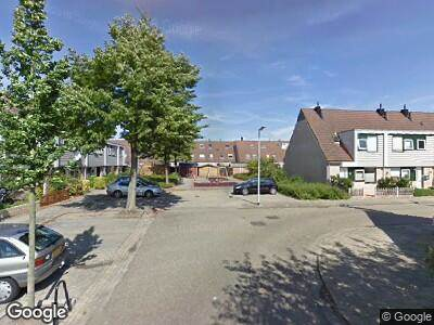 Ambulance naar Corversbos in Hoofddorp