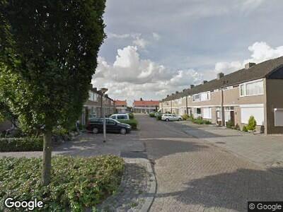 Ambulance naar Hertog Antonstraat in Oss