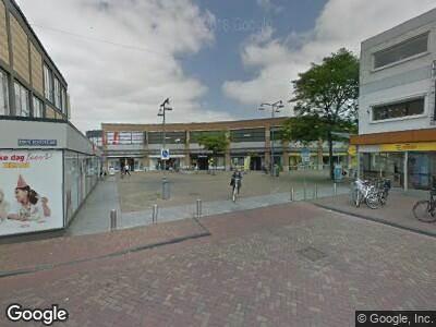 Politie naar Lange Nering in Emmeloord vanwege ongeval met letsel