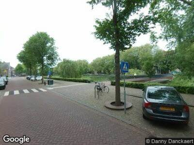 Ambulance naar Sint Janssingel in 's-Hertogenbosch