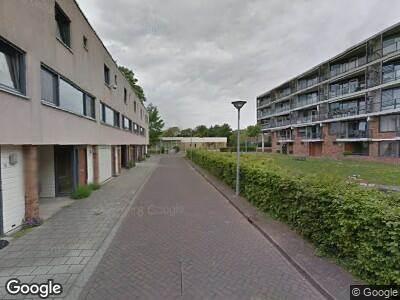 Brandweer naar Jo Wüthrichlaan in Utrecht vanwege reanimatie