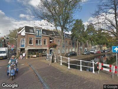 Brandweer naar Molslaan in Delft vanwege brand