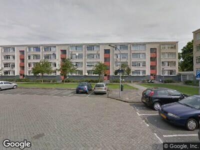 Ambulance naar Van Loghemstraat in Haarlem