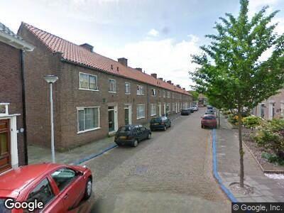 Ambulance naar Wilhelminastraat in Papendrecht
