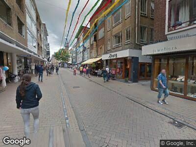 Brandweer naar Stoeldraaierstraat in Groningen vanwege een liftopsluiting