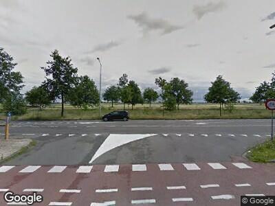 Ambulance naar Vondelweg in Haarlem
