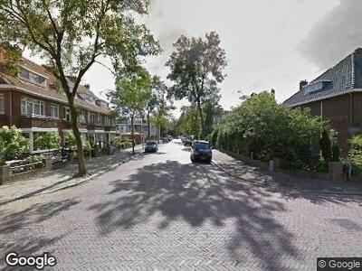 Brandweer naar Van Pabstlaan in Voorburg vanwege gebouwbrand