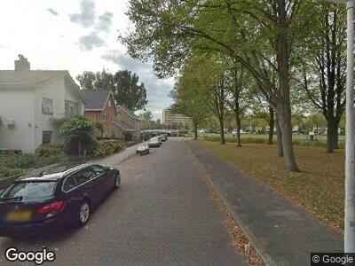 Ambulance naar Kasteelhof in Leiden