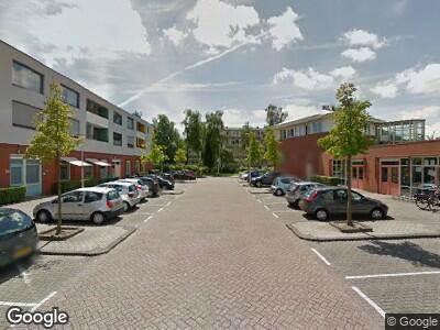 Brandweer naar Gorgiashof in Rotterdam