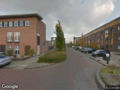 Ambulance naar Beukenwede in Barendrecht